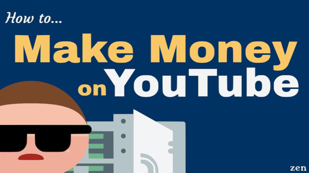 How to Make Money on YouTube (No Uploading Necessary!)