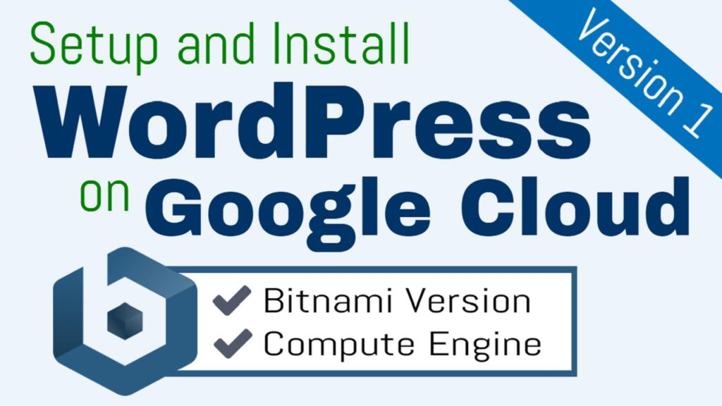 transfer wordpress website to google cloud