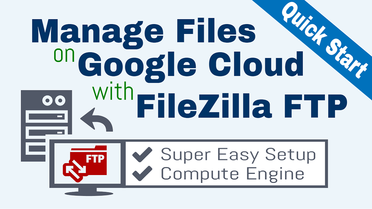 ftp setup google cloud