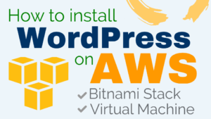 install wordpress on aws