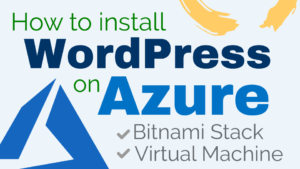install wordpress on microsoft azure