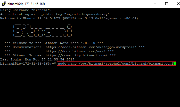 transfer domain to aws configure www