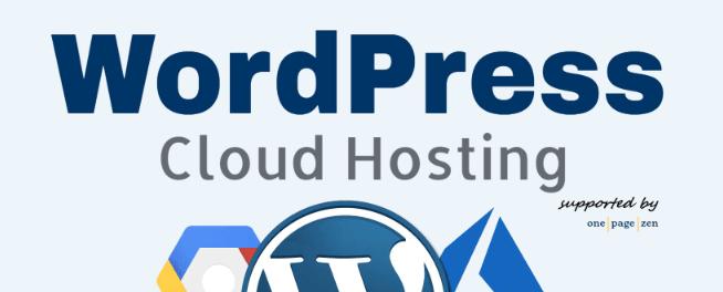 wordpress cloud hosting facebook support group