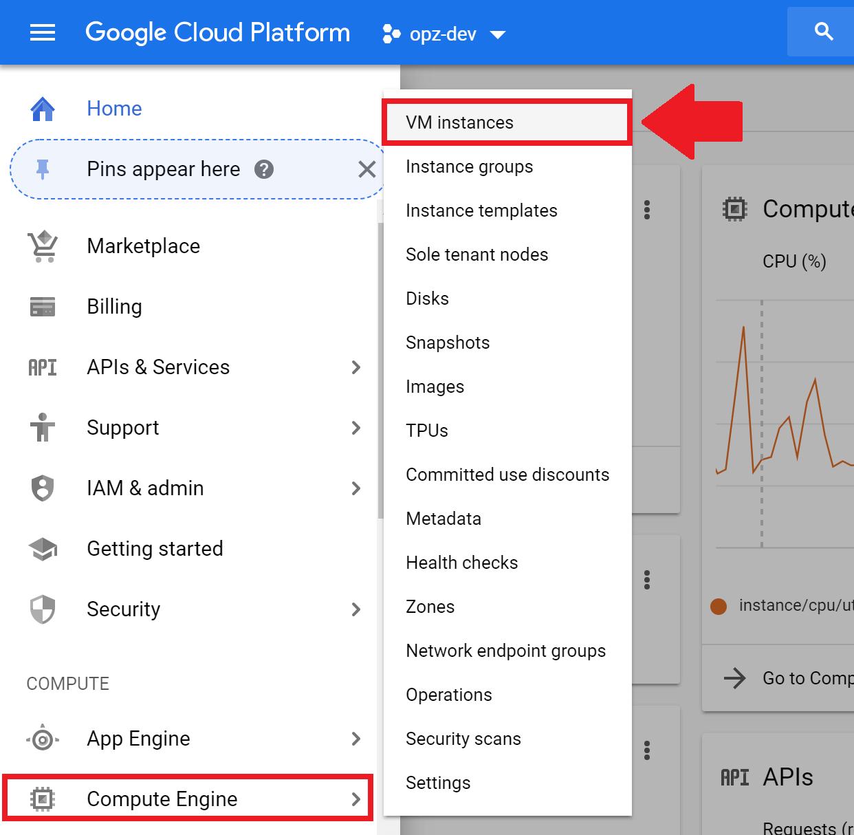 backup and restore websites on google cloud